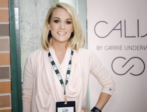 CALIA – CARRIE UNDERWOOD SURPRISE