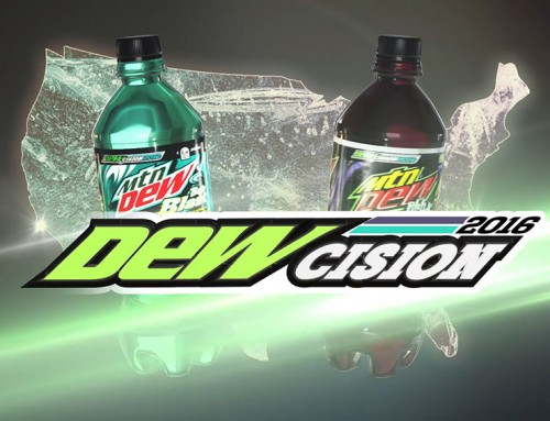 MOUNTAIN DEW SPOTS: DECISION 2016