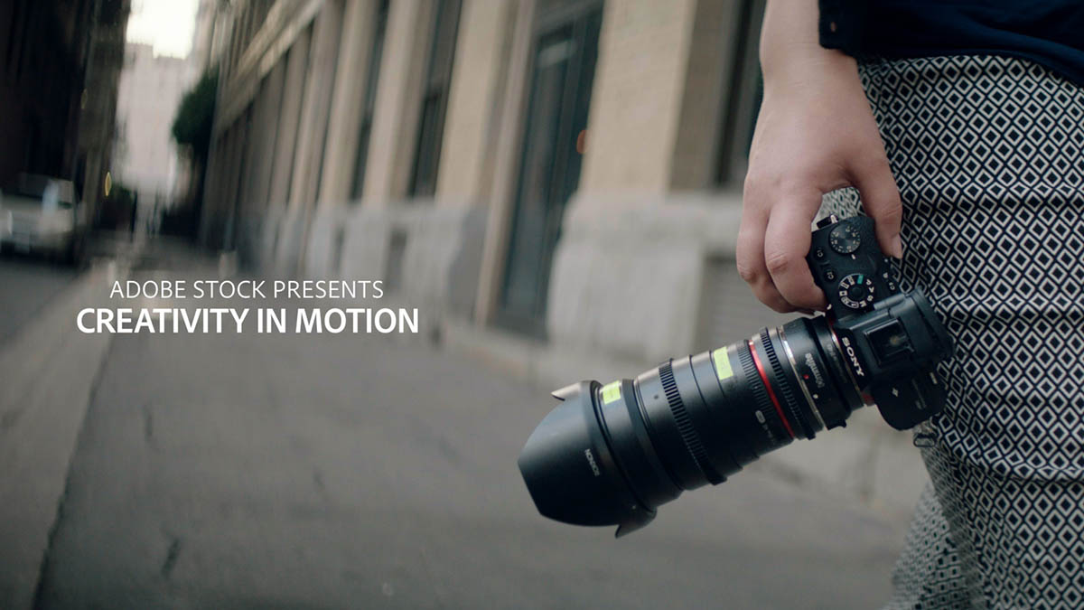 Adobe: Creativity in Motion
